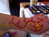 Body Painting - Dragon