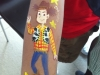 Body Painting - Toy Story