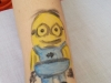Body Painting - Minion