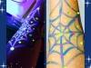 Neon Body Painting