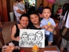 Caricature Artist Singapore