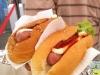 Grilled Hotdogs On Bun