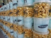 Prepacked Popcorn Candy Floss