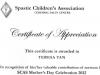 Spastic's Children Association