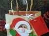 Xmas Santa Paperbag