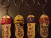 Customized Clogs Keychains