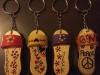 Customized Clogs Keychains