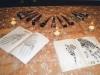 Henna Table Setup